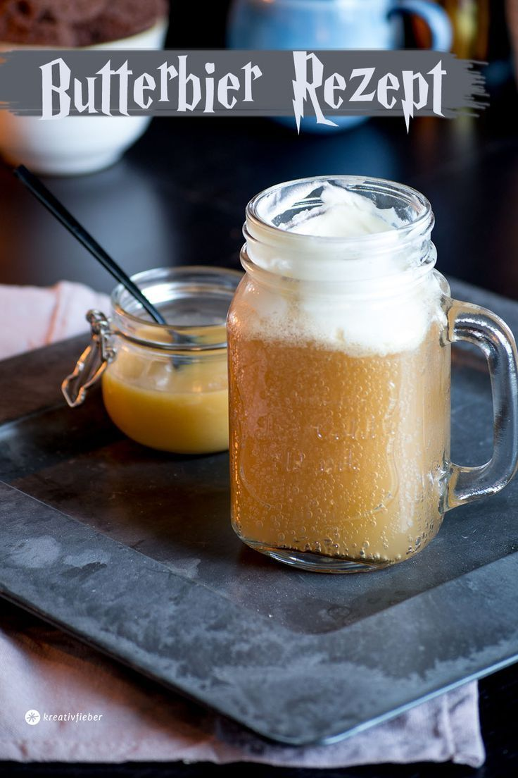 Harry Potter Food Recipes In 2020 Harry Potter Food Harry Potter Butter Beer Butterbeer Recipe