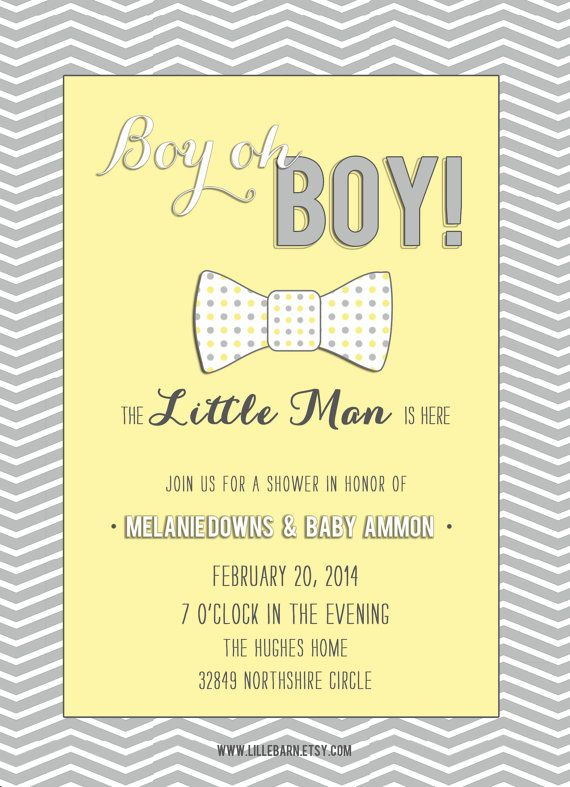 Baby Shower Invitation Diy Printable Photoshop Card By