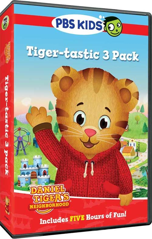 Daniel Tiger\'s Neighborhood DVD news: Press Release for Tiger ...