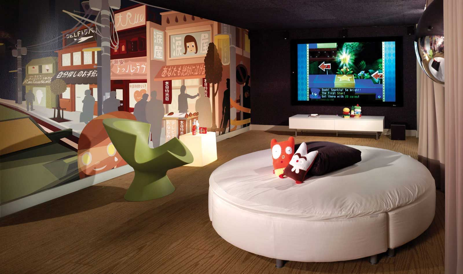 Hotel Tomo, Hip Japanese Anime Themed Hotel In San Franciscou0027s Japan Town.