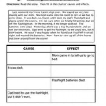 worksheet. Cause And Effect Worksheets High School. Grass Fedjp ...