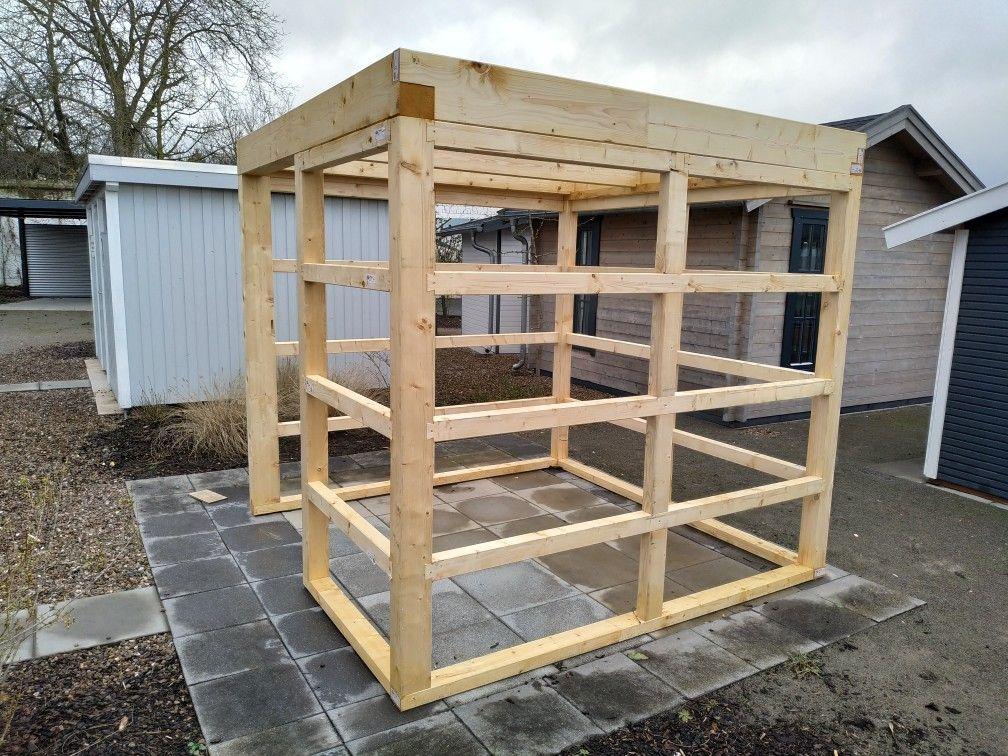Holz Bausatz Fur Unsere Hpl Hauser In 2021 Design Gartenhaus Gartenhaus Bauen Gartenhaus Selber Bauen