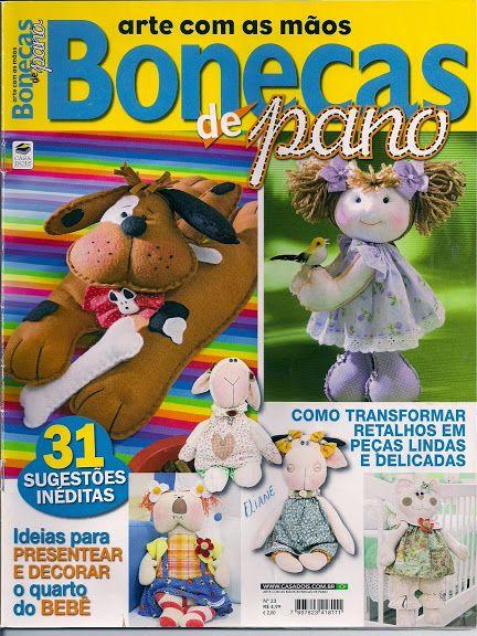 arte com as mãos bonecas de pano 23 - VILMA BONECAS - Веб-альбомы Picasa