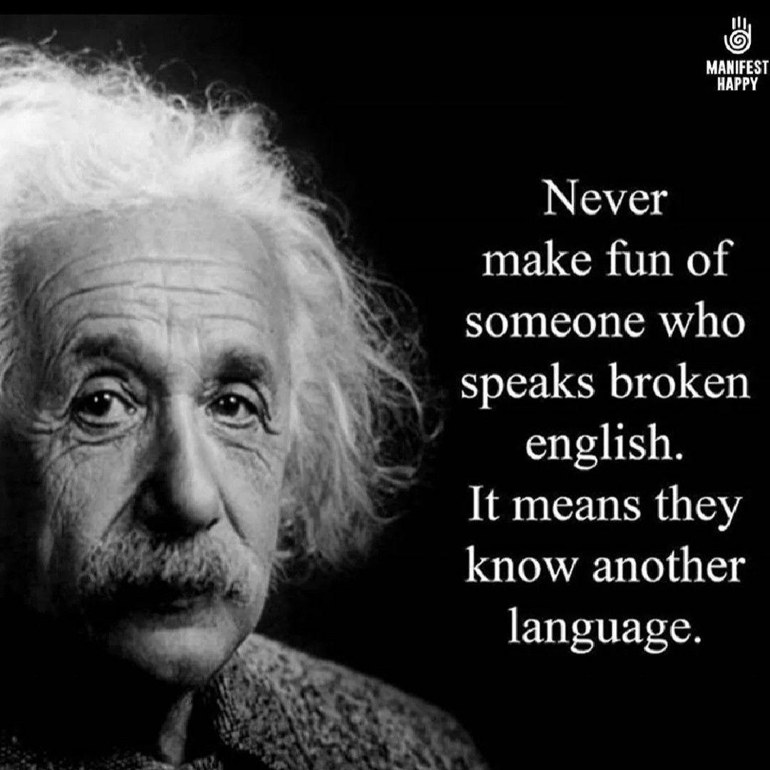 Pin By Logesh Kumar On Aforismos Einstein Quotes Wise Quotes Albert Einstein Quotes
