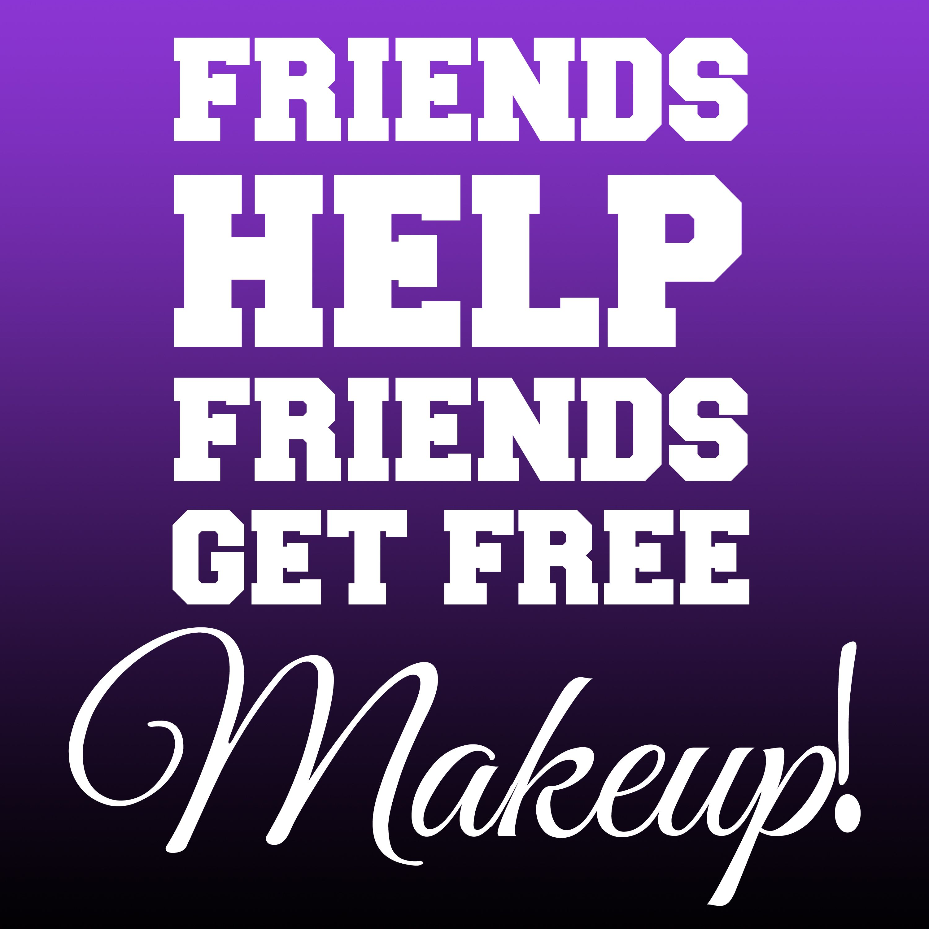Want FREE makeup?! Host a Younique Facebook party with me