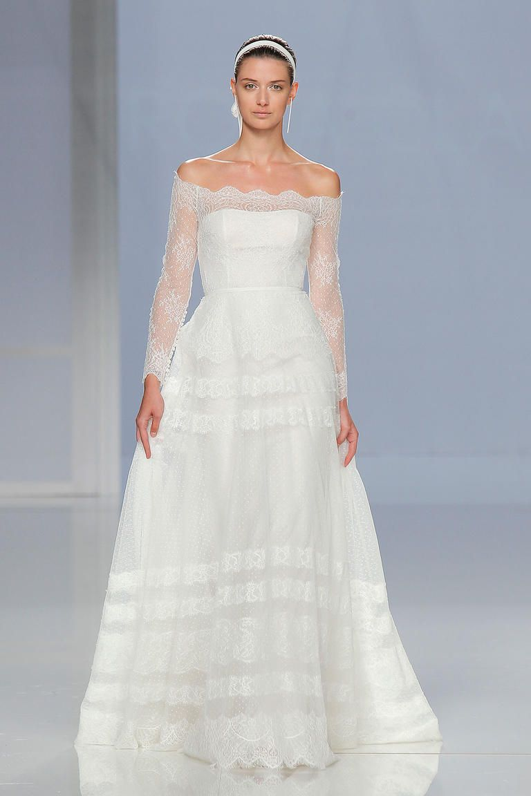 Rosa clará spring embracing the female figure lace wedding