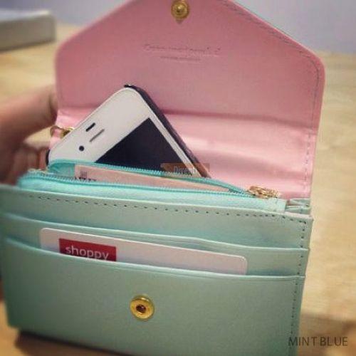 Crown Pouch Portfel Etui Iphone 5 4 3g Samsung S3 2934456646 Oficjalne Archiwum Allegro Carteira Necessaire