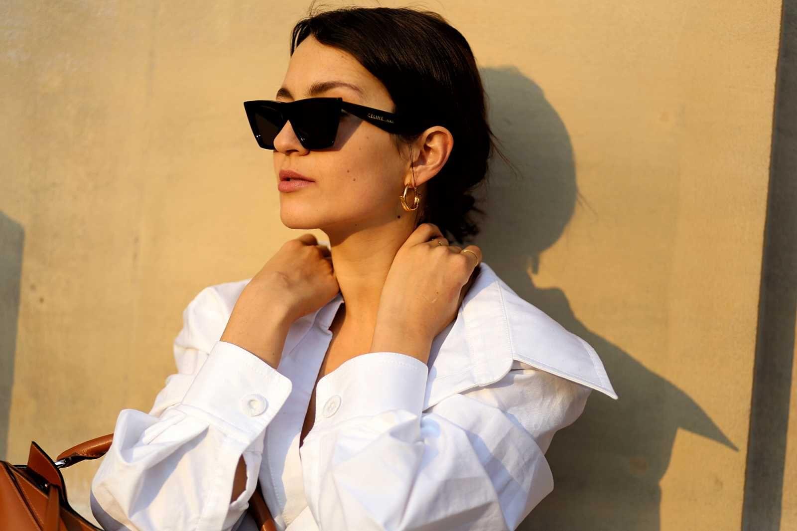 8ad2a24fceb Céline Edge Sunglasses - now on anaisanais.de