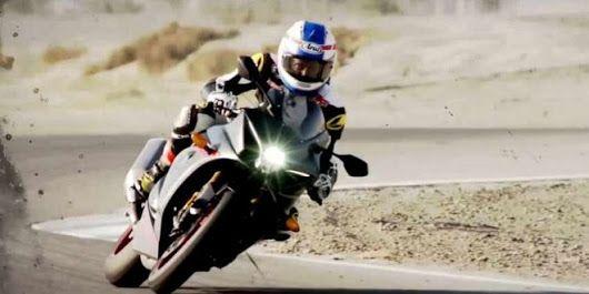 Kevin Schwantz prueba la Suzuki GSX-R 1000R 2017 - www.mundomotero.com