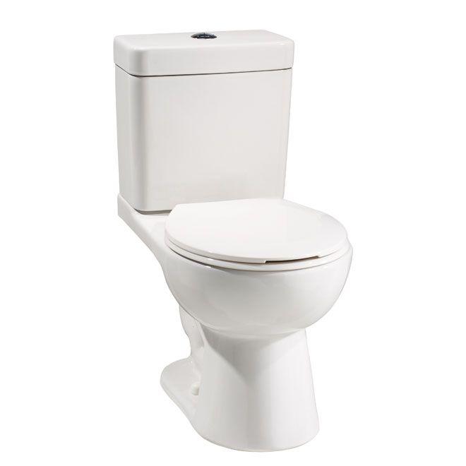 Uberhaus Toilet Rona Bathroom Renos Toilettes
