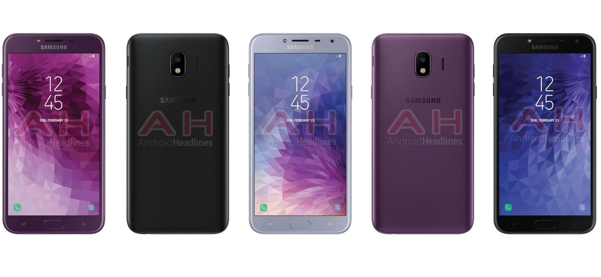 Exclusive Samsung Galaxy J4 2018 Additional Color Options Android Google Samsung Galaxy Galaxy Samsung