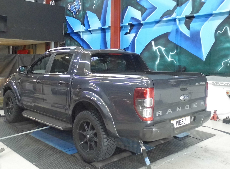 Ford Ranger tuning and styling engine tune   Viezu Performance