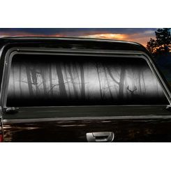 Moment Of Truth Window Tint Cars - Bow hunting decals for trucks