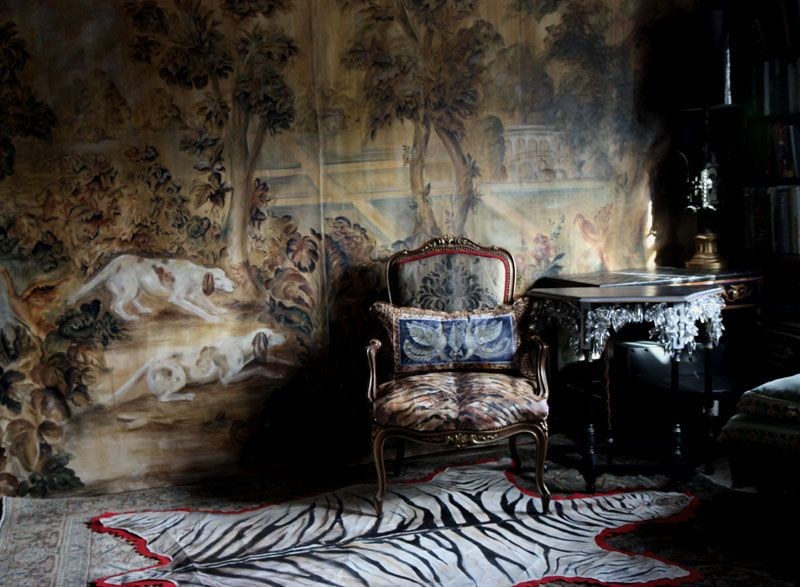 Exceptionnel REDUX ((IN)DECOROUS TASTE). Hand Painted ChairsTrophy RoomsPlaster ...