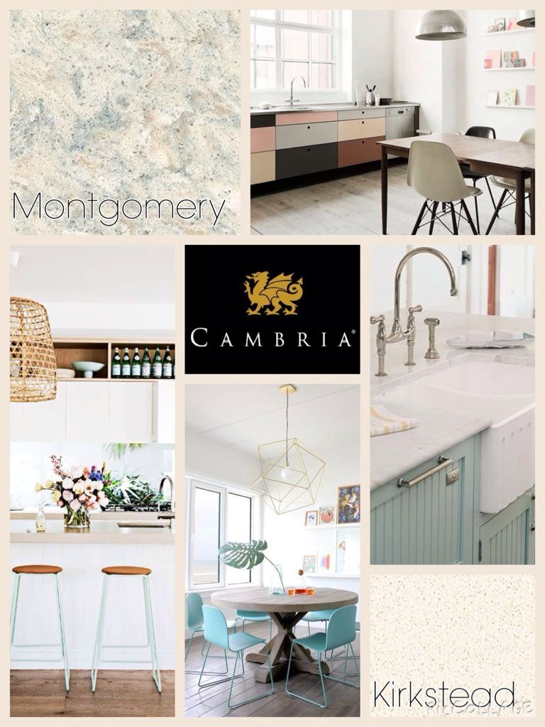 Cambria Quartz Surfacing Montgomery Kirkstead