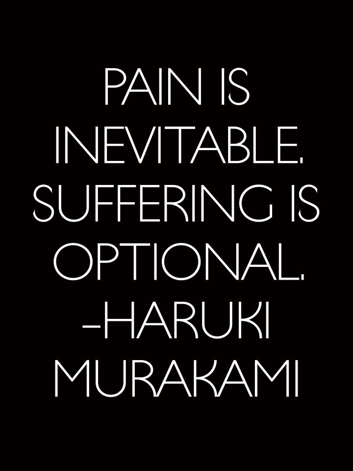 Quotes By Haruki Murakami What I Talk About When I Talk About