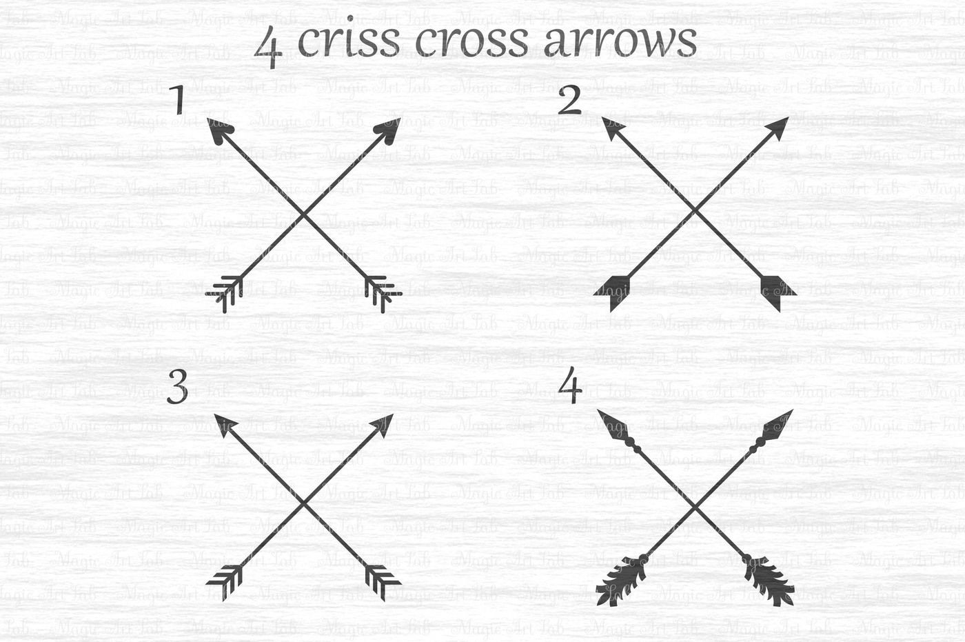 Arrows Arrow Monograms Svg Dxf Eps Ai Png Pdf Jpeg By Magicartlab Thehungryjpeg Com Svg Sponsored Dxf X Tattoo Tattoo Ideen Klein Kompasstattoo