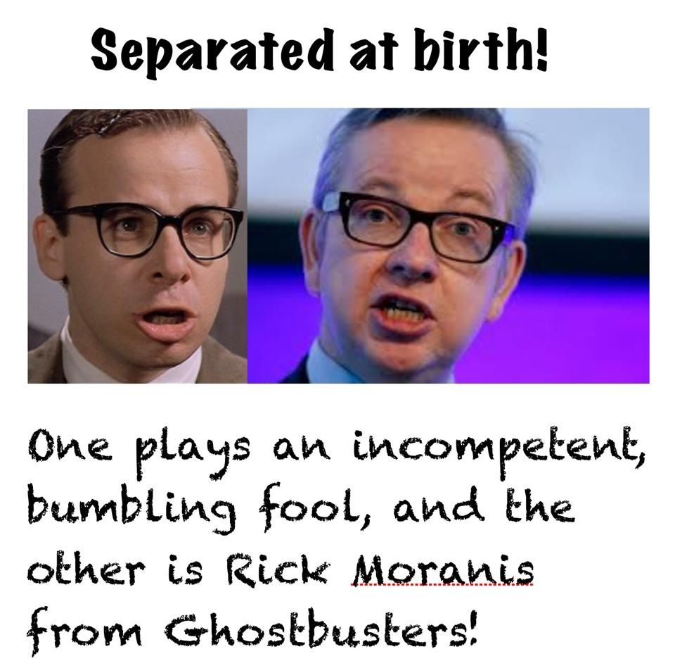 583179fa9c6922f59f511b0521bbe156 education secretary michael gove and rick moranis separated at