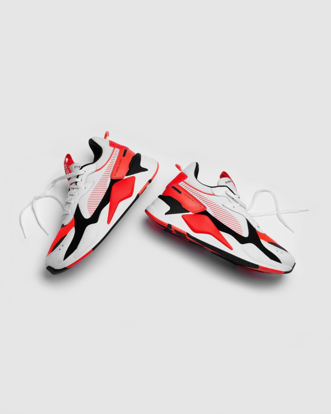 he Puma RS X Reinvention