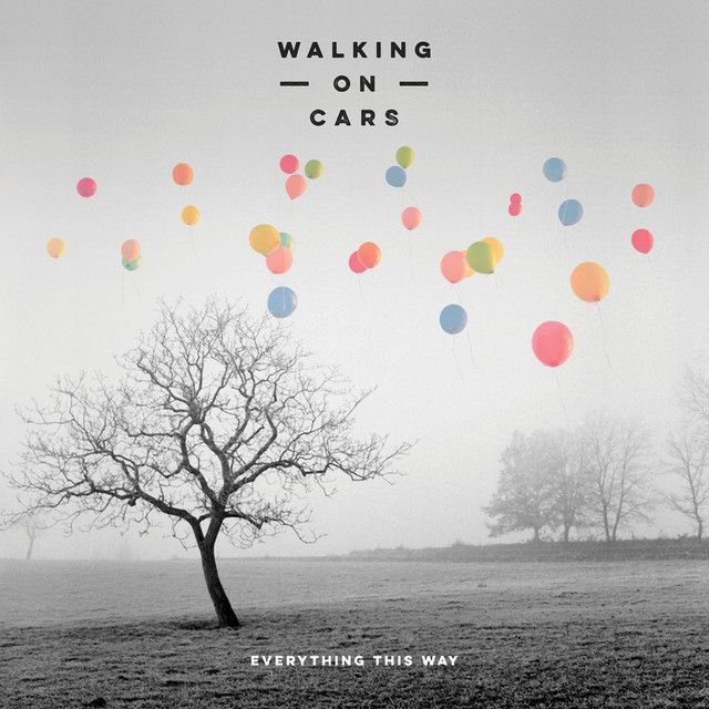"""""""Two Stones"""" by Walking On Cars added to New Music Friday playlist on Spotify"""