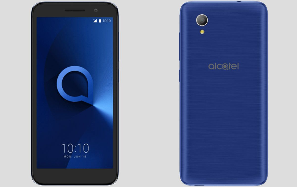 TCL Brings the Alcatel 1 Android Oreo (Go Edition) To The