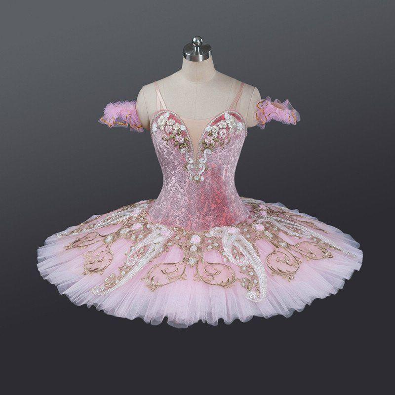 Classic Ballet Tutu Skirt Dress Customized Ballet Dancewear Dresses Dance Tutu