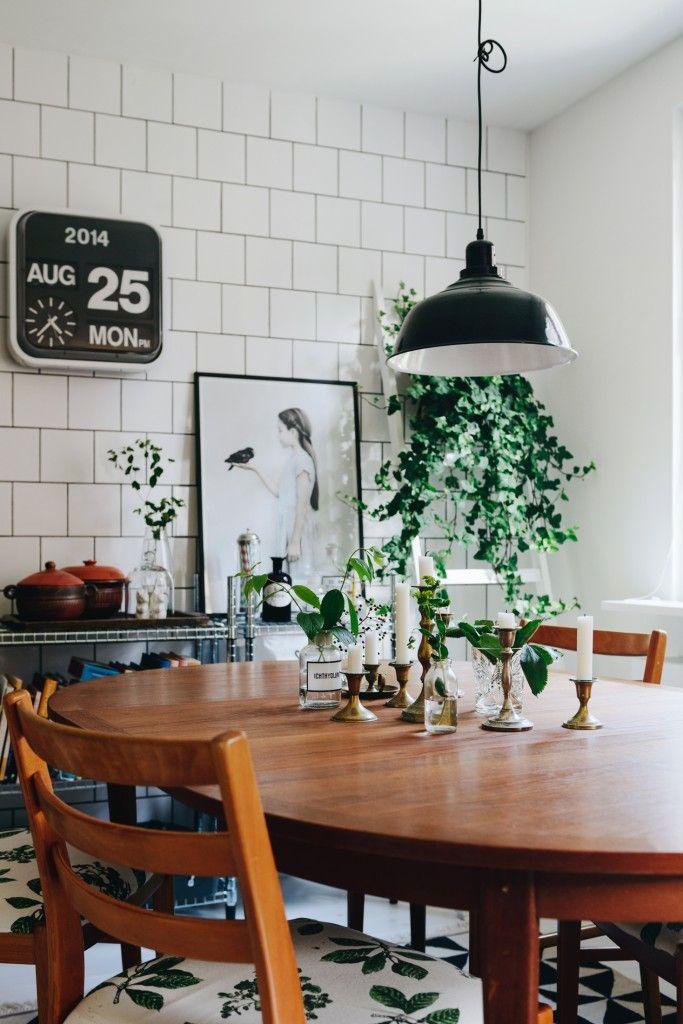 Hemma hos Emilia och Alex u2013 med det finaste funkisköket och - schüller küchen händlersuche