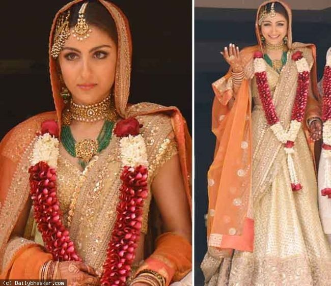 Image result for soha ali khan wedding