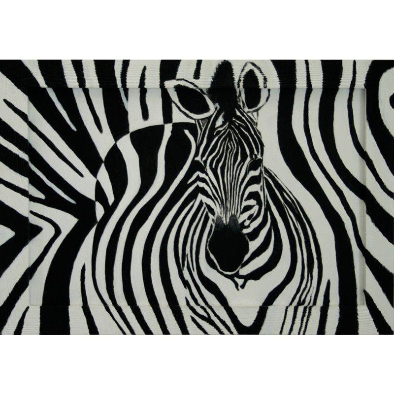 Zebra Op Art