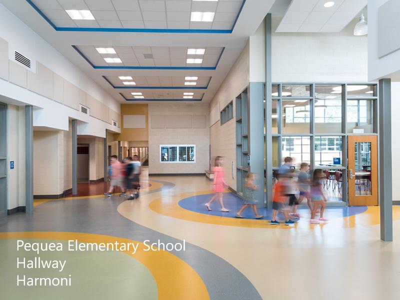 Pequea Elementary School Hallway with kids | Elementary ...