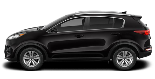 2017 Kia Sportage Black Sportage Kia Sportage Kia