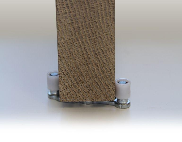 Roller Badezimmerschrank ~ 31s wall mounted stay roller guide is suitable for door