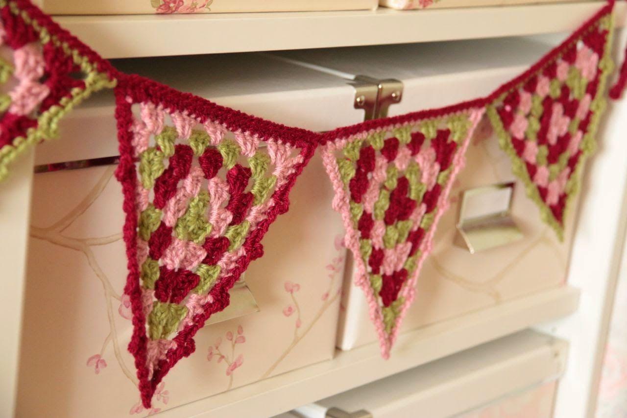 Mooie vlaggenlijn van Cherry Heart