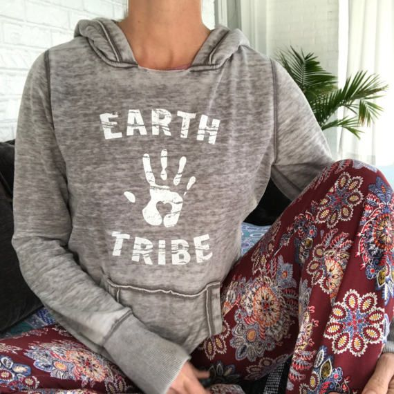 433e2cd1d Earth Tribe Super-Soft Fleece Hoodie | Products | Fleece hoodie ...