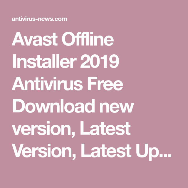 free download antivirus for window xp