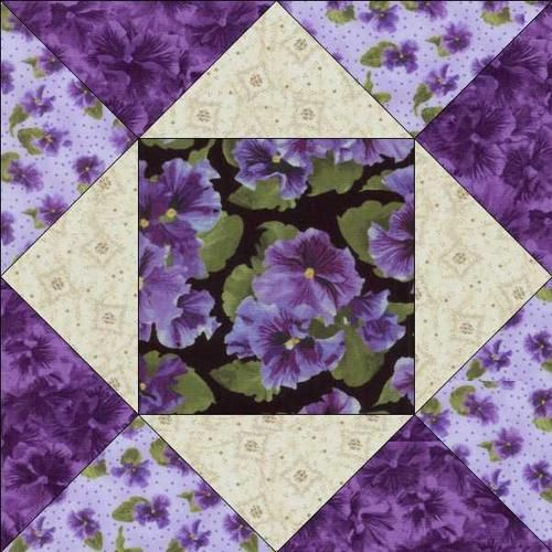 Quilted Table Runner In Purple And Lavender Floral Quilted Etsy Quilted Table Runners Quilted Table Runner Table Quilts