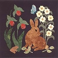 Bunny Block For The Woodland Creatures Collector Series