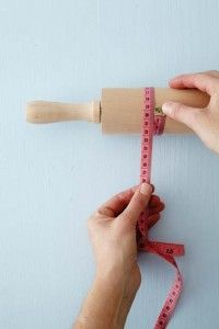 Print with lace...a genius way to create large sized lace prints with a rolling pin.