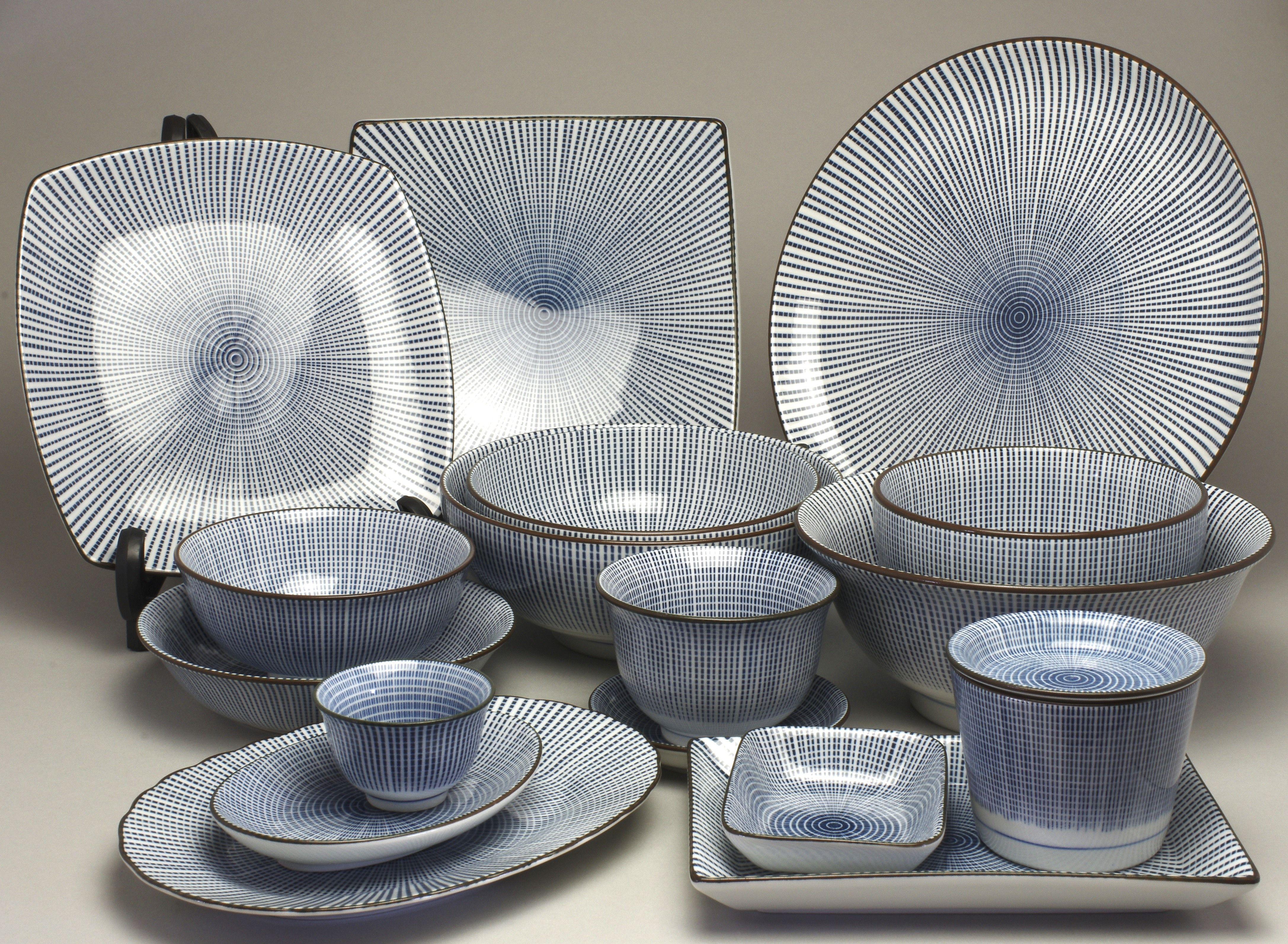 Sendan Tokusa Collection Products I Love In 2018 Pinterest Mooi Kimono Set Blue Rabbit Sushi Size S Japanese Pottery Studio Design Fine China Kitchenware Tableware