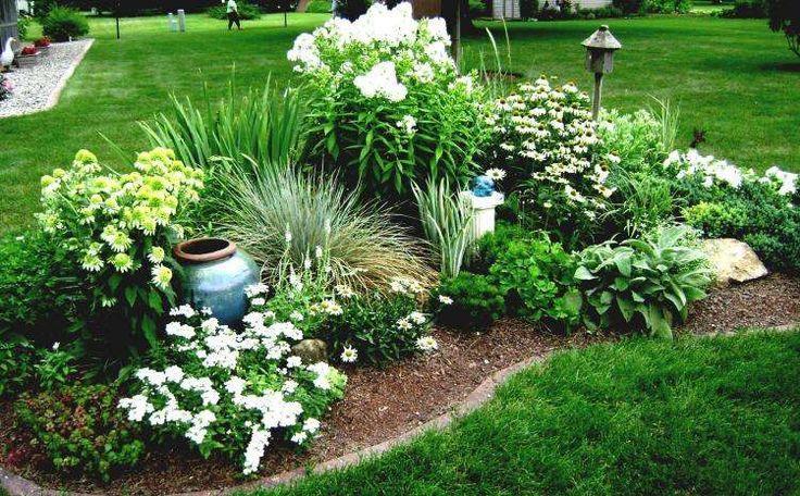 Parterre de fleurs - 21 idées magnifiques pour le jardin ...