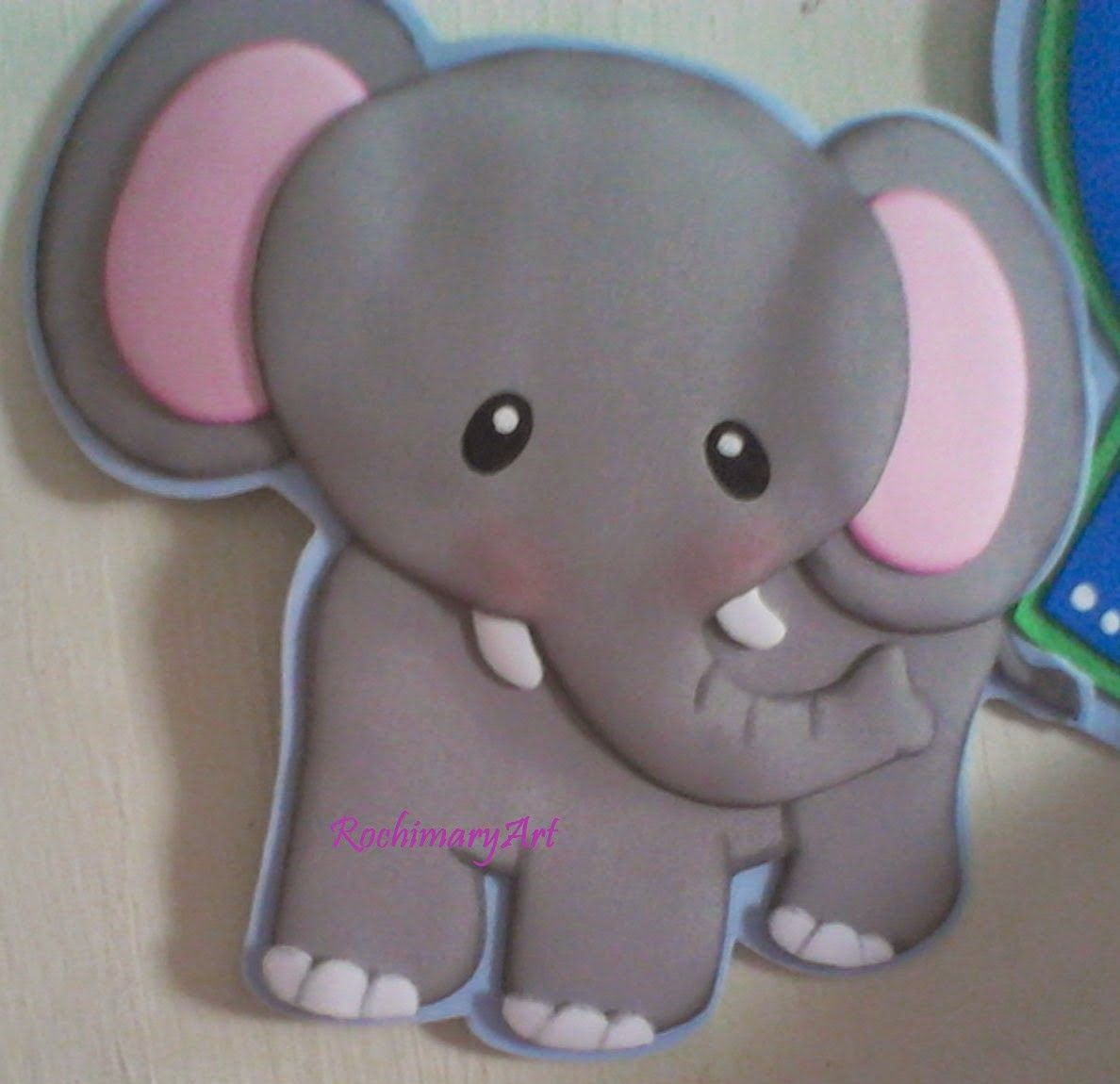 Elefante  elefantitos  Pinterest  Babies Wrapping ideas and Craft