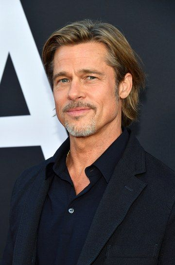 How to master Brad Pitt's Hollywood sweep haircut