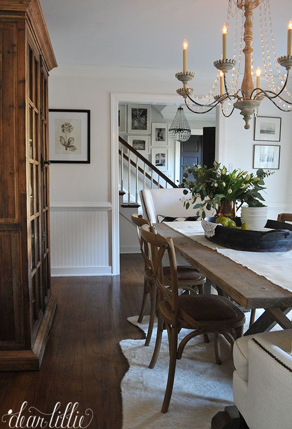 Birch Lane Dining Room Refresh by Dear