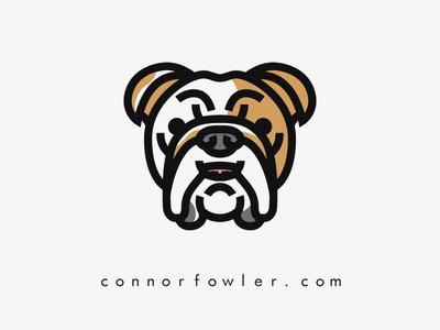 Bulldog Dog Icon Bulldog Dogs