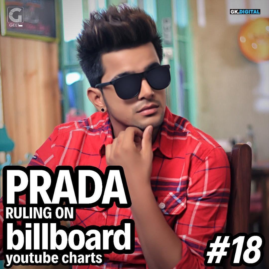 Prada ❤️ Billboard Youtube Charts 18 Number 🤗🤗 @sattidhillon7
