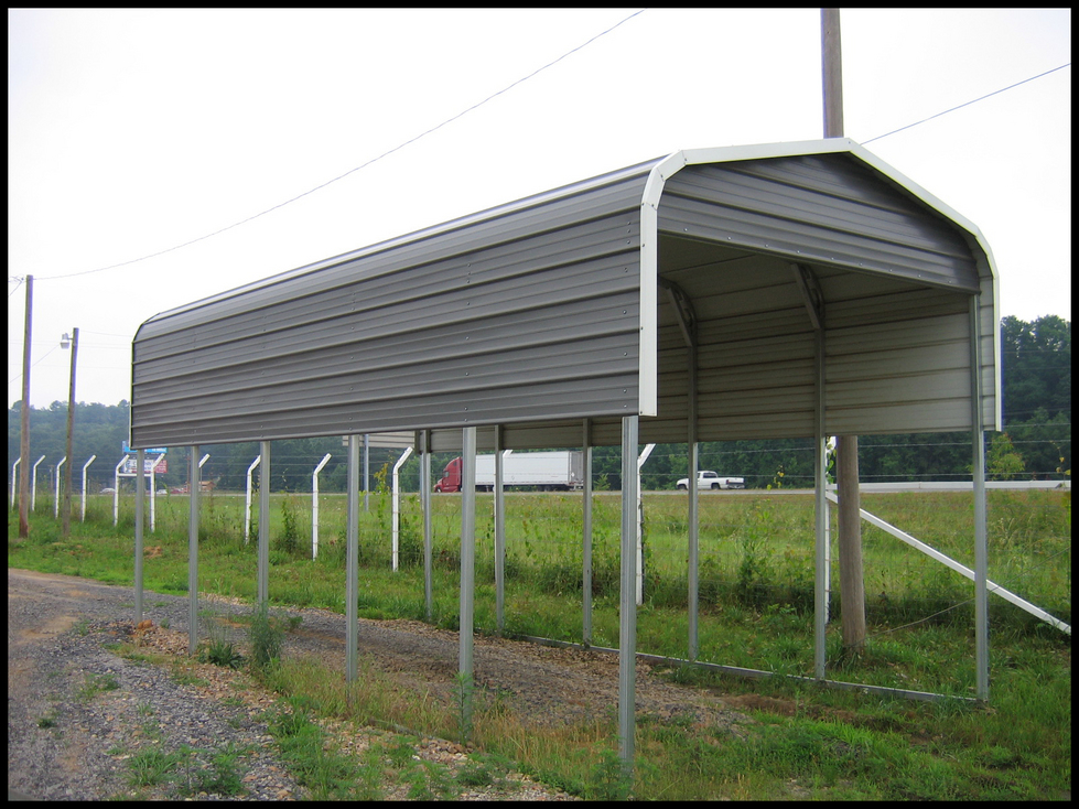 Metal Carport Tennessee Steel Carport Prices Steel