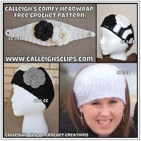 Elisabeth spivey calleighs comfy headwrap free crochet pattern elisabeth spivey calleighs comfy headwrap free crochet pattern dt1010fo