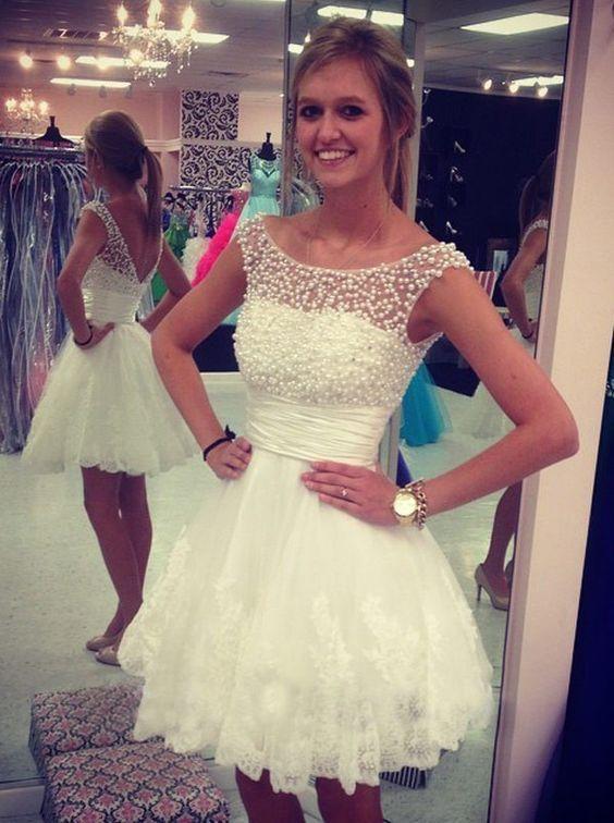 Beading Short Prom Dresses,Cocktail Dress,Charming Homecoming Dresses,Homecoming Dresses,XT280