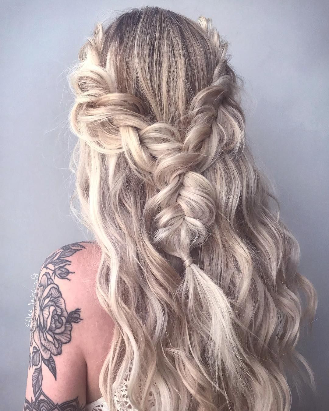 Gorgeous braided hairstyles alex pelerossi wicked hair