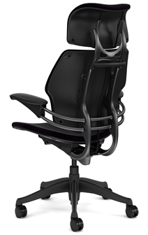 Ergonomic Chairs Freedom Task Chair With Headreast Configurator Humanscale
